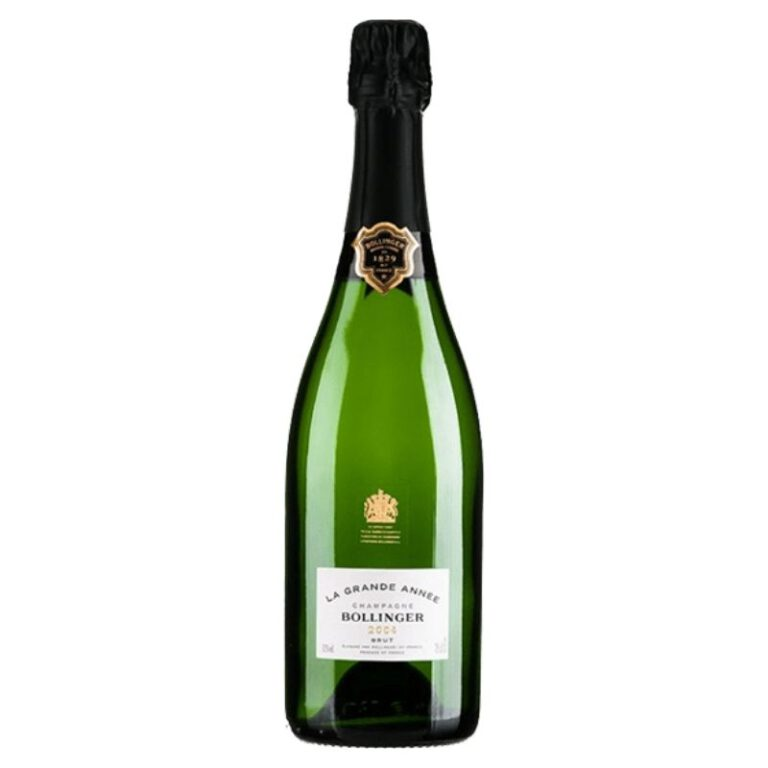 Bollinger Champagne La Grande Année 2004