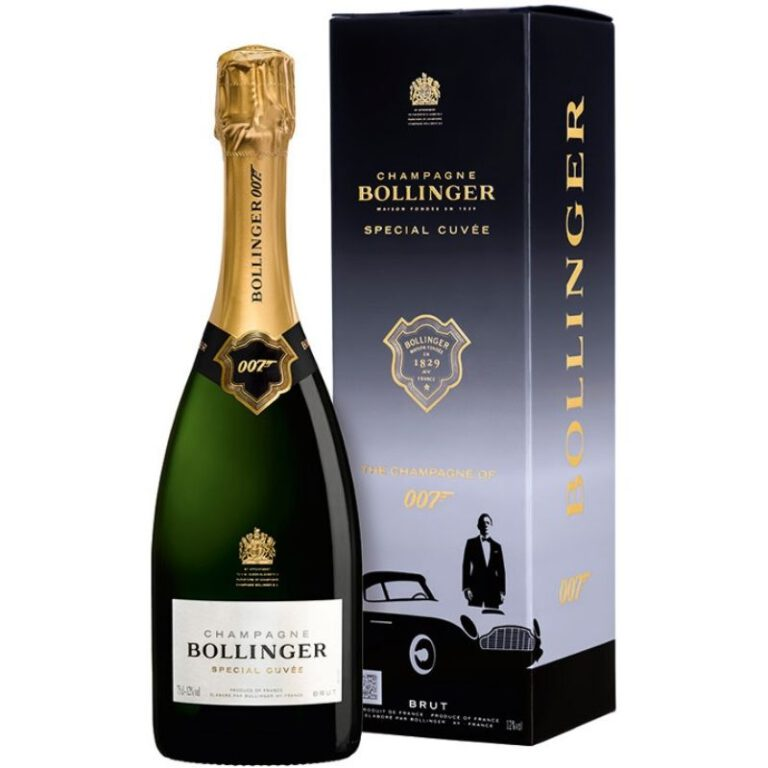 Bollinger Special Cuvée 007 Limited Edition Gift Box