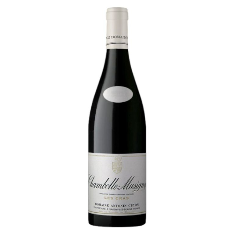 Chambolle-Musigny Les Cras 2016