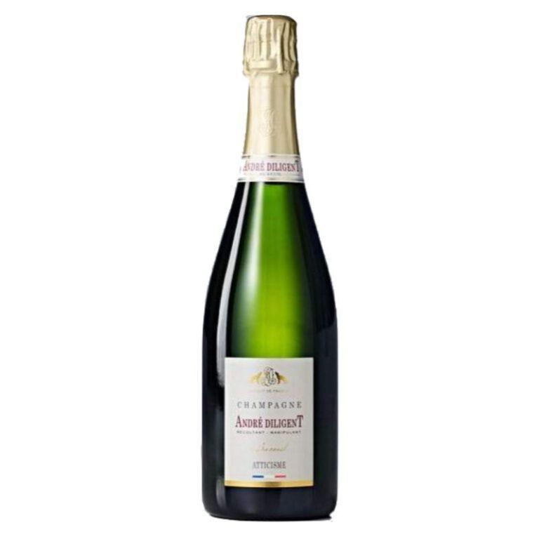 Champagne André Diligent Atticisme Cuvée Spécial