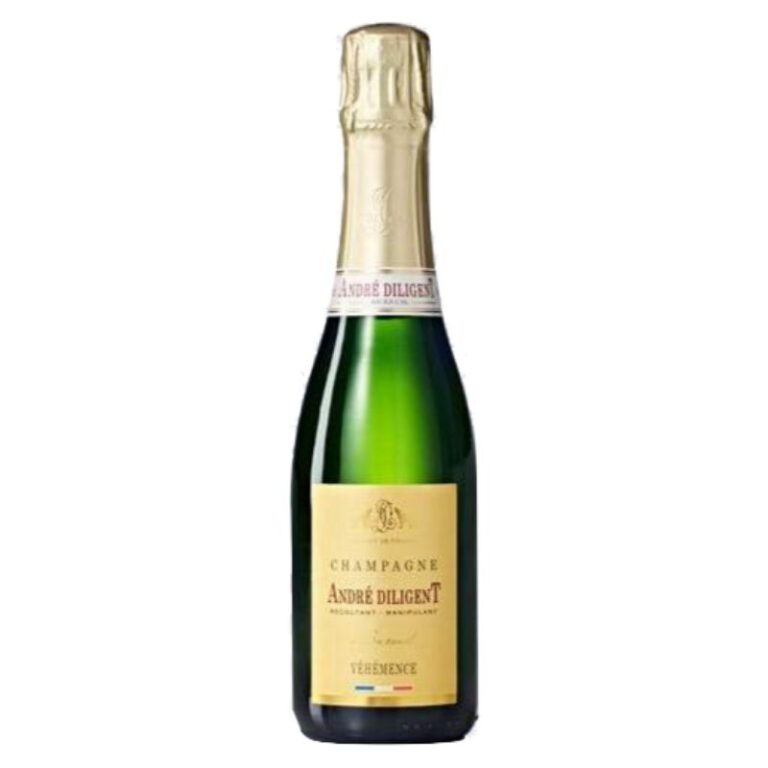 Champagne André Diligent Véhémence Tradition 0,375L