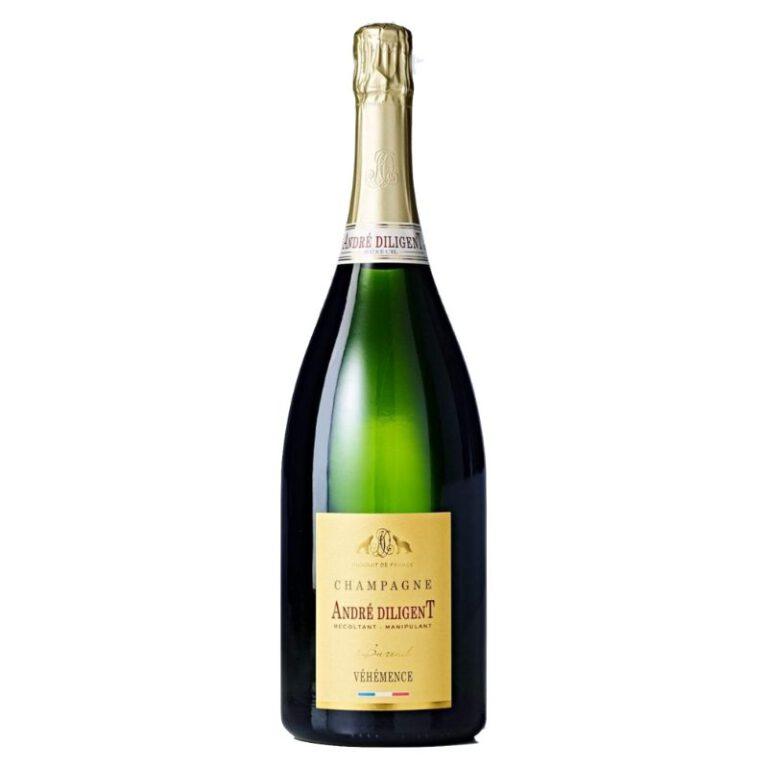 Champagne André Diligent Véhémence Tradition 1,5L (Magnum)