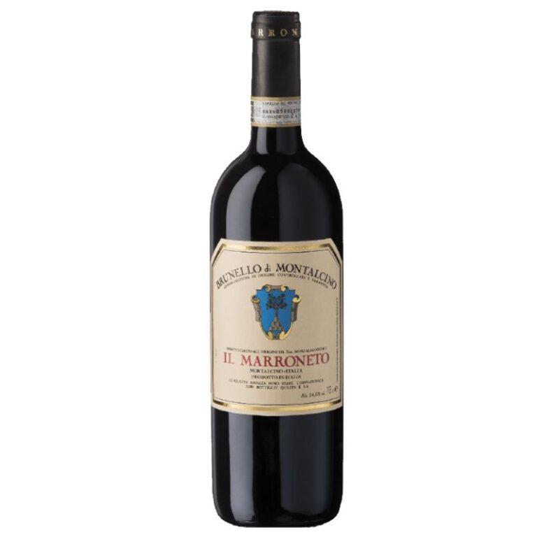 Il Marroneto Brunello di Montalcino DOCG 2012