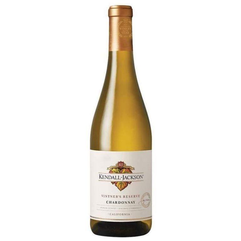 Kendall-Jackson Vintner's Reserve Chardonnay 2017
