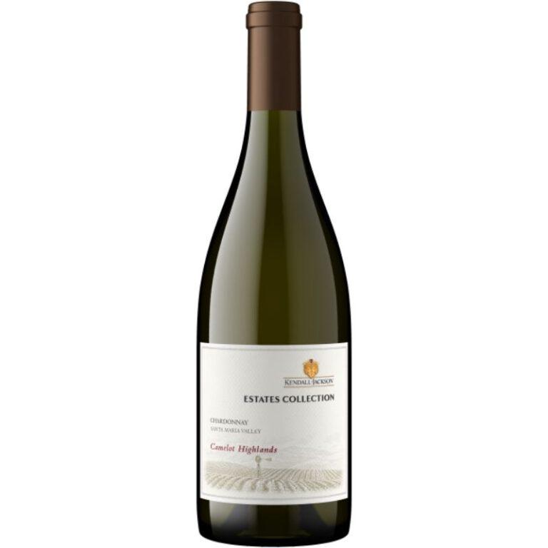 Kendall-Jackson Jackson Estate Camelot Highlands Chardonnay 2016